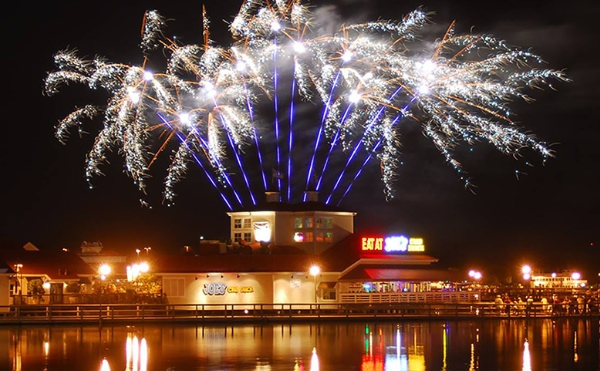 Where to Spend New Year's Eve in North Myrtle Beach